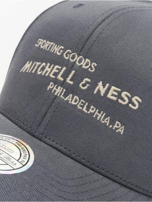Mitchell & Ness Snapback Sporting Goods šedá