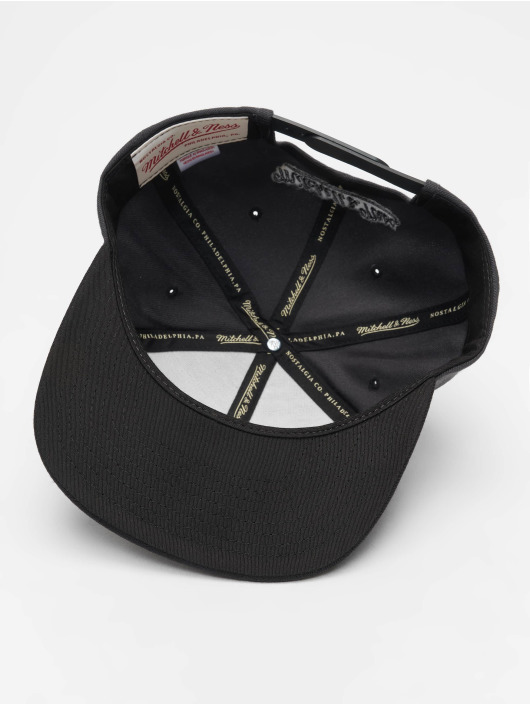 Mitchell & Ness Snapback Branded Box Logo šedá