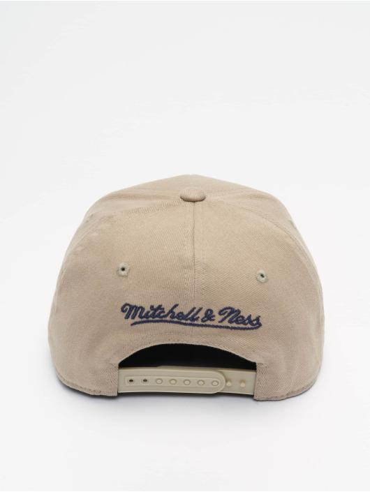 Mitchell & Ness Snapback NCAA Snapback Low Pro Team Logo béžová