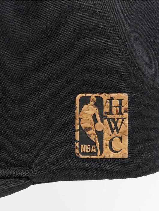 Mitchell & Ness Snapback Cap HWC Cork Chicago Bulls black