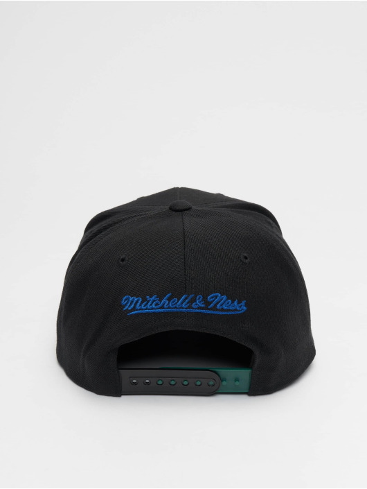 Mitchell & Ness Snapback Cap Woodland Golden State Warriors Blind black
