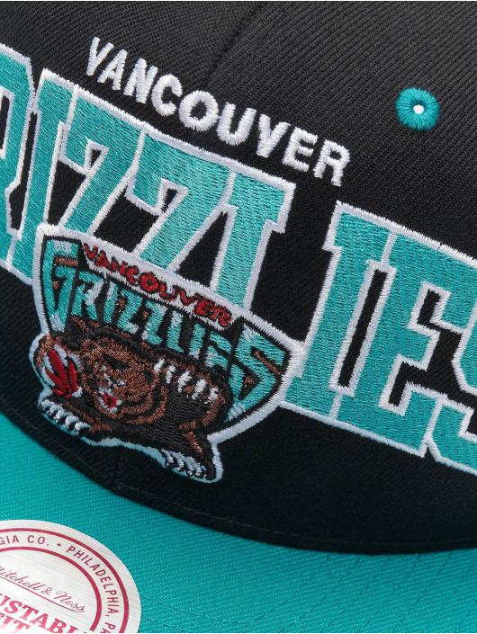 Mitchell & Ness Snapback Cap Vancouver Grizzlies HWC Team Arch black