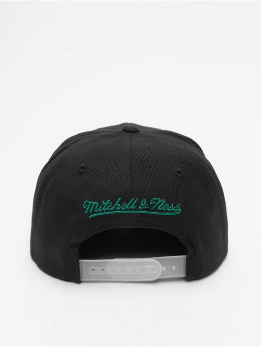 Mitchell & Ness Snapback Cap Reflective Duo black