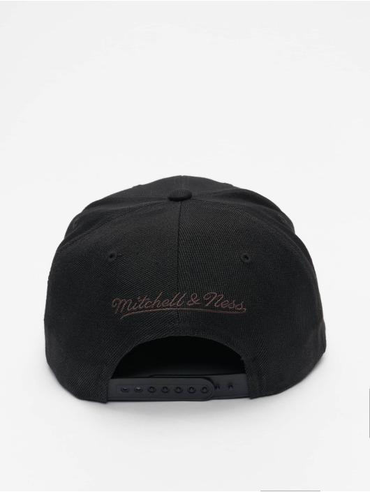 Mitchell & Ness Snapback Cap Blitzed HWC Miami Heat black
