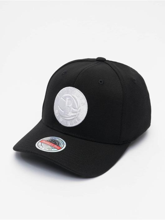 Mitchell & Ness Snapback Cap Duotone Redline Brooklyn Nets black