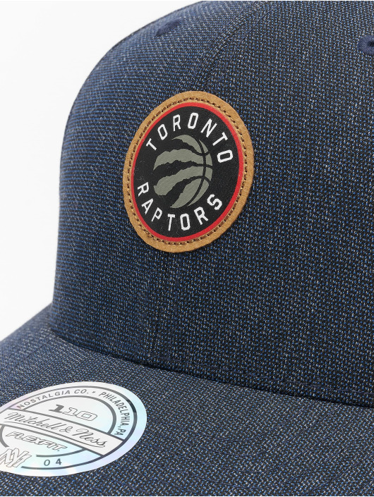 Mitchell & Ness Snapback Cap HWC Kraft Toronto Raptors 110 blau