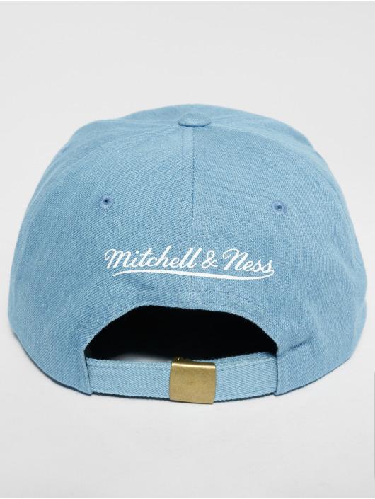 Mitchell & Ness Snapback Cap HWC Bosten Celtics Denim Pin Strapback blau