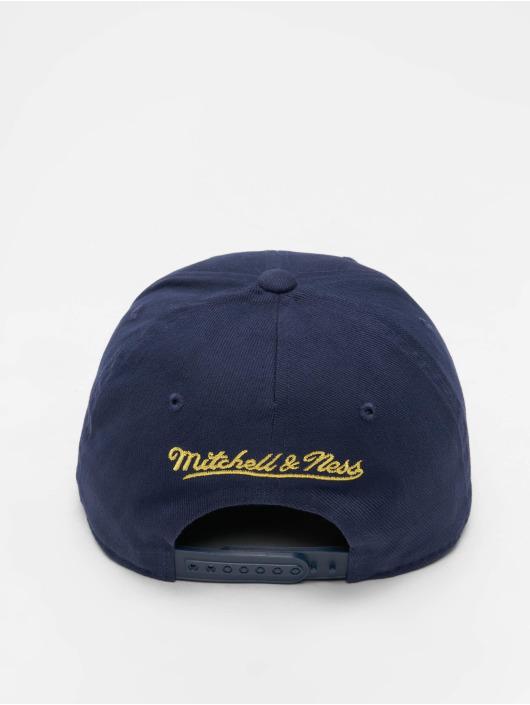 Mitchell & Ness Snapback Cap NCAA blau
