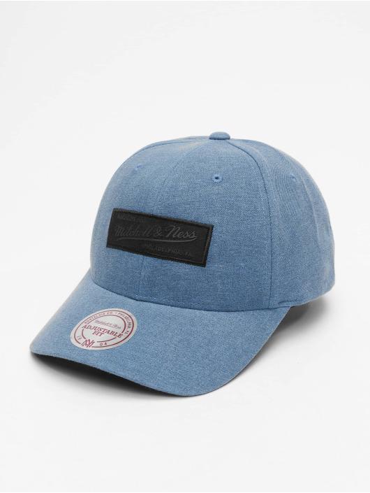 Mitchell & Ness Snapback Cap Erode blau