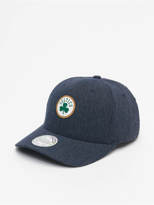 Mitchell & Ness Snapback Cap NBA Boston Celtics Kraft 110 blu