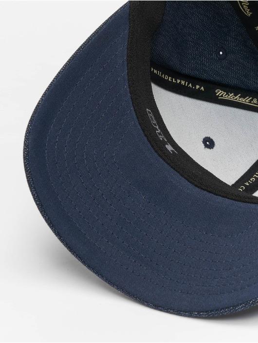 Mitchell & Ness Snapback Cap NBA Kraft Brooklyn Nets 110 blue