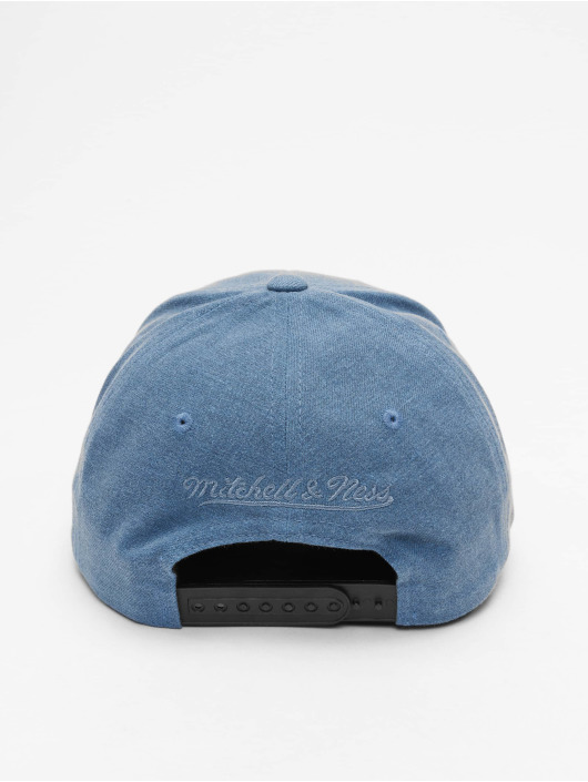 Mitchell & Ness Snapback Cap Erode blue