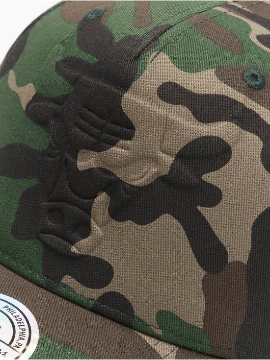 Mitchell & Ness Snapback Cap Nba Deboss Chicago Bulls camouflage