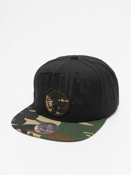 Mitchell & Ness Snapback Cap HWC Blind camouflage
