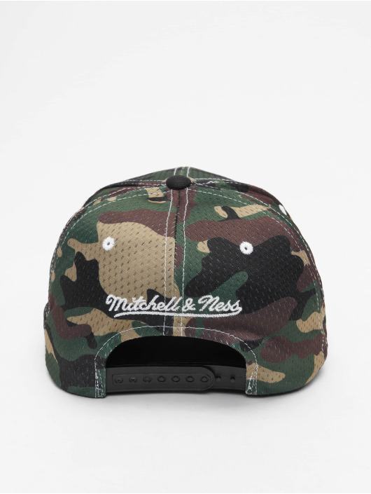 Mitchell & Ness Snapback Cap Mesh Camo Boston Celtics camouflage