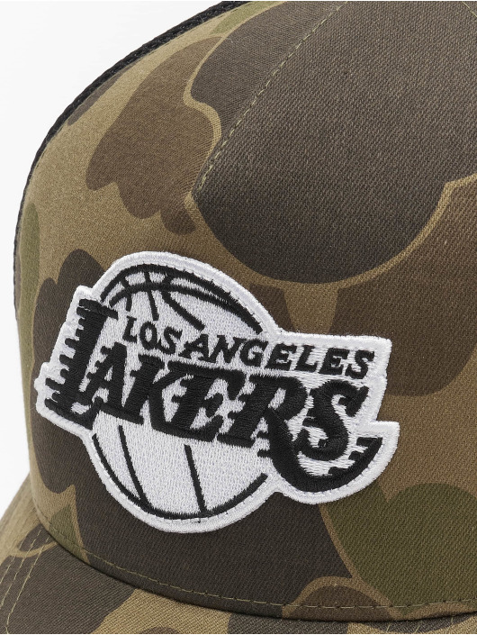 Mitchell & Ness snapback cap NBA L.A. Lakers 110 camouflage