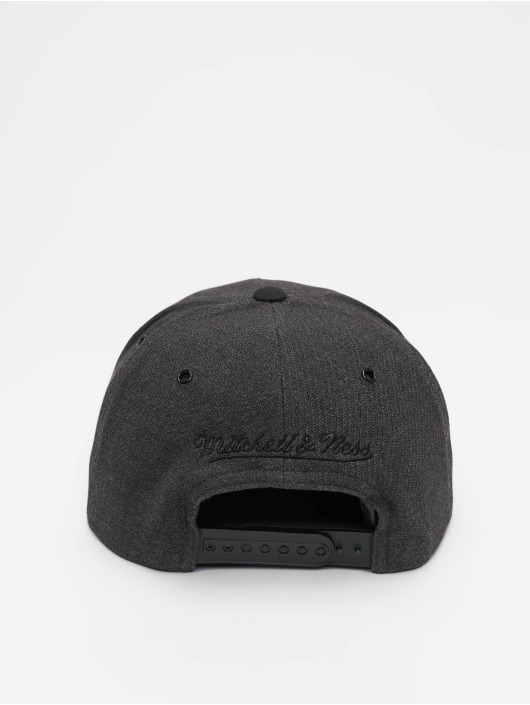 Mitchell & Ness Snapback Cap Own Brand Woven Reflective gray