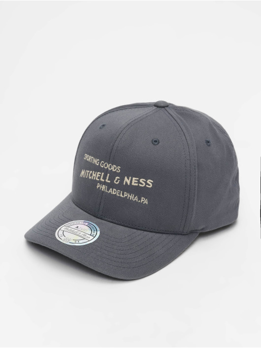 Mitchell & Ness Snapback Cap Sporting Goods gray