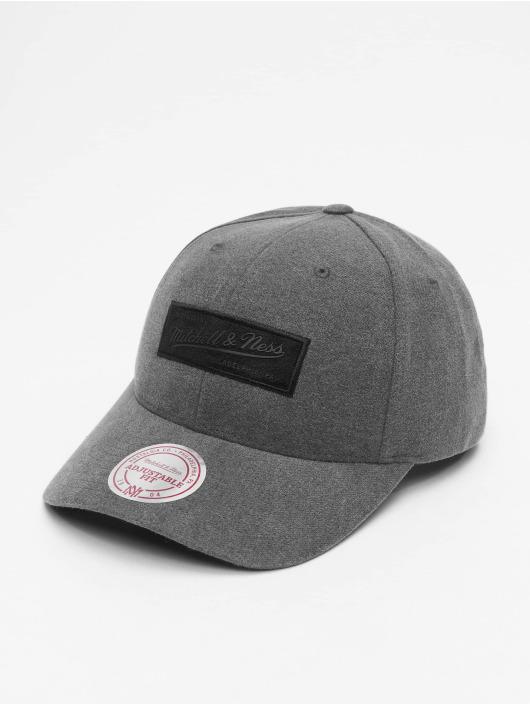 Mitchell & Ness Snapback Cap Erode grey