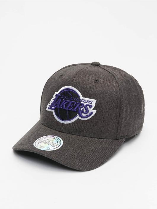 Mitchell & Ness Snapback Cap NBA L.A. Lakers Team Pop grey