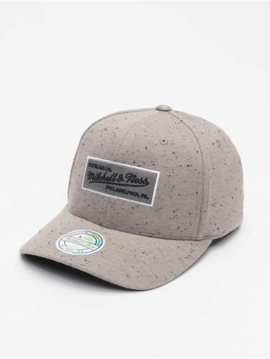 Mitchell & Ness Snapback Cap Own Brand Speck grigio