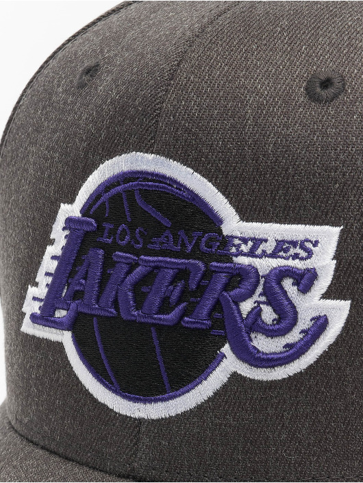 Mitchell & Ness Snapback Cap NBA L.A. Lakers Team Pop grigio