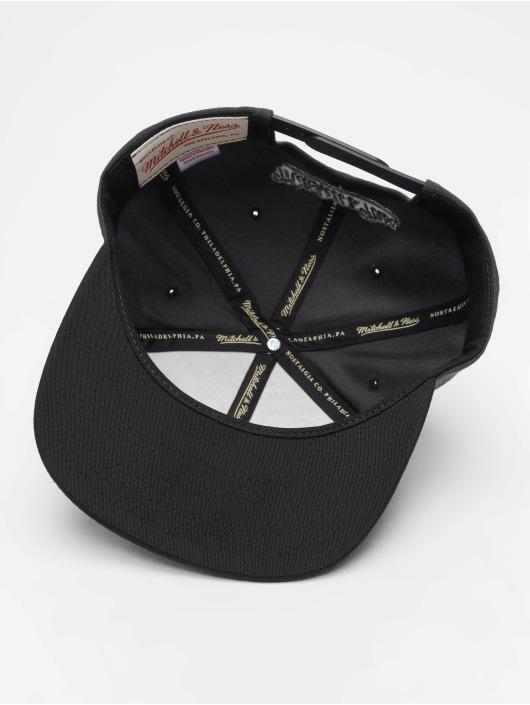 Mitchell & Ness snapback cap Branded Box Logo grijs