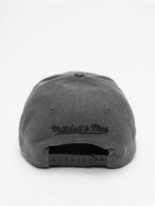 Mitchell & Ness snapback cap Erode grijs