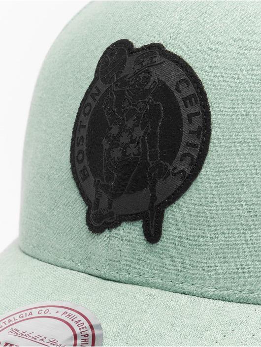 Mitchell & Ness snapback cap Erode groen
