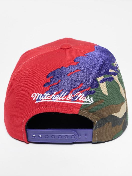 Mitchell & Ness Snapback Cap HWC Toronto Raptors grün