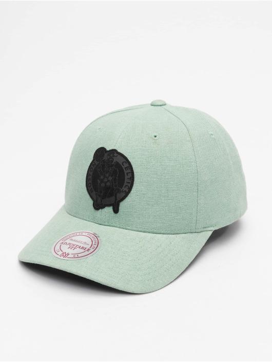 Mitchell & Ness Snapback Cap Erode grün