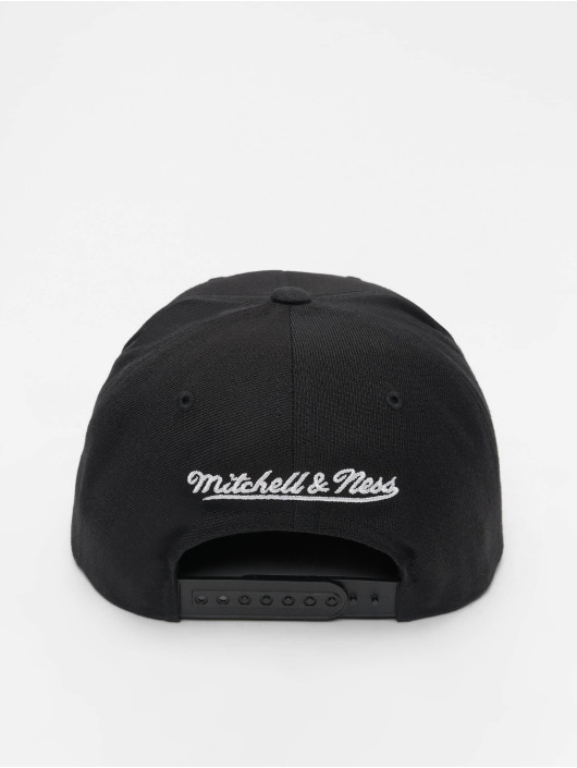 Mitchell & Ness Snapback Cap NBA LA Lakers Wool Solid nero