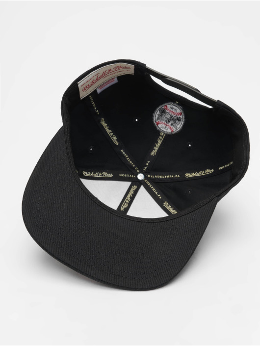 Mitchell & Ness Snapback Cap Trade nero