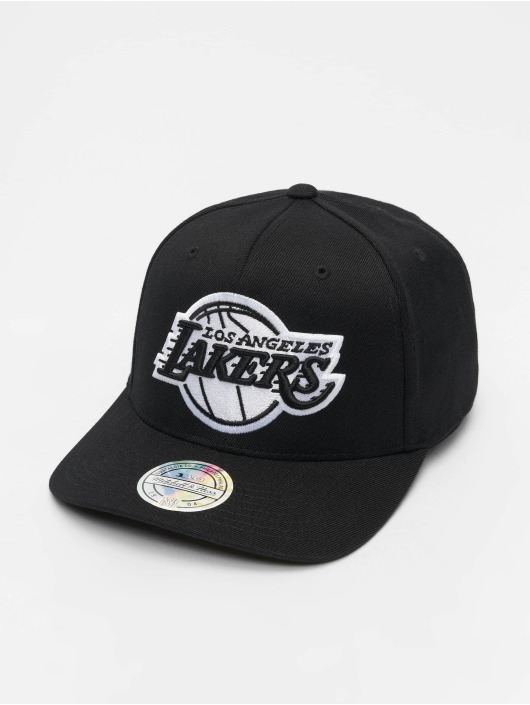 Mitchell & Ness Snapback Cap NBA LA Lakers 110 nero