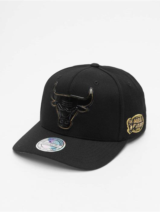 Mitchell & Ness Snapback Cap NBA Presto nero