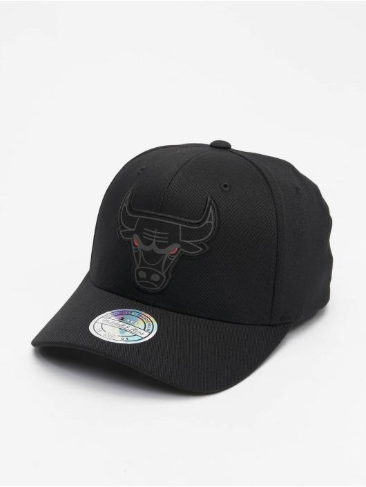 Mitchell & Ness Snapback Cap NBA Chicago Bulls Siege nero