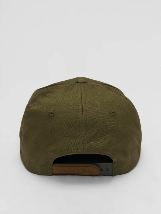 Mitchell & Ness snapback cap Sporting Goods olijfgroen