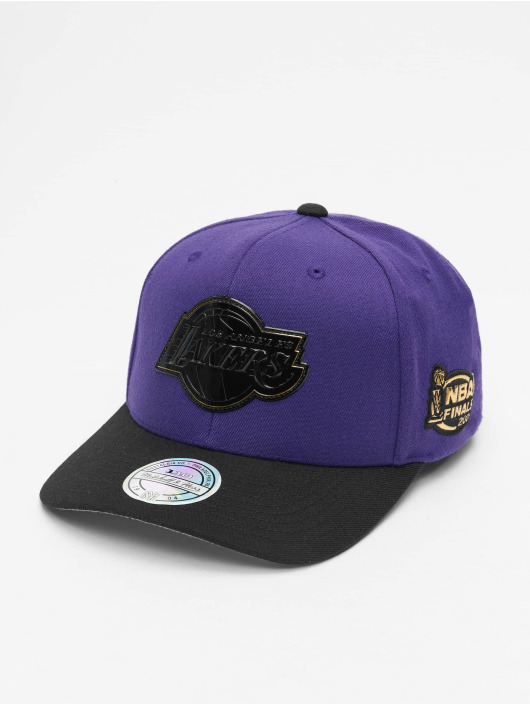Mitchell & Ness snapback cap HWC Presto LA Lakers paars
