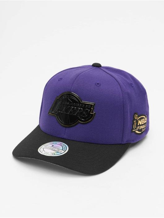Mitchell & Ness Snapback Cap HWC Presto LA Lakers purple