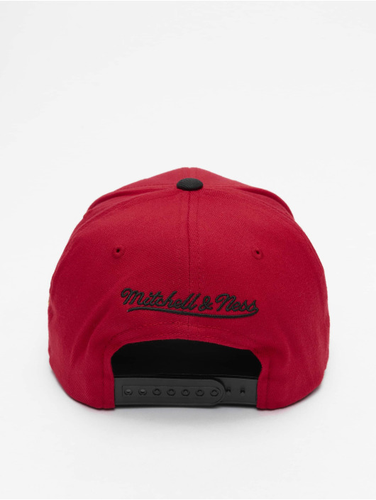 Mitchell & Ness Snapback Cap NBA Presto Chicago Bulls red