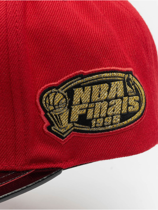 Mitchell & Ness Snapback Cap Seeing Chicago Bulls rot
