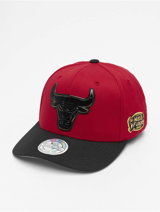 Mitchell & Ness Snapback Cap NBA Presto Chicago Bulls rot