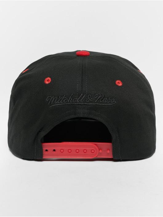 Mitchell & Ness Snapback Cap HWC Chicago Bulls Horizon schwarz