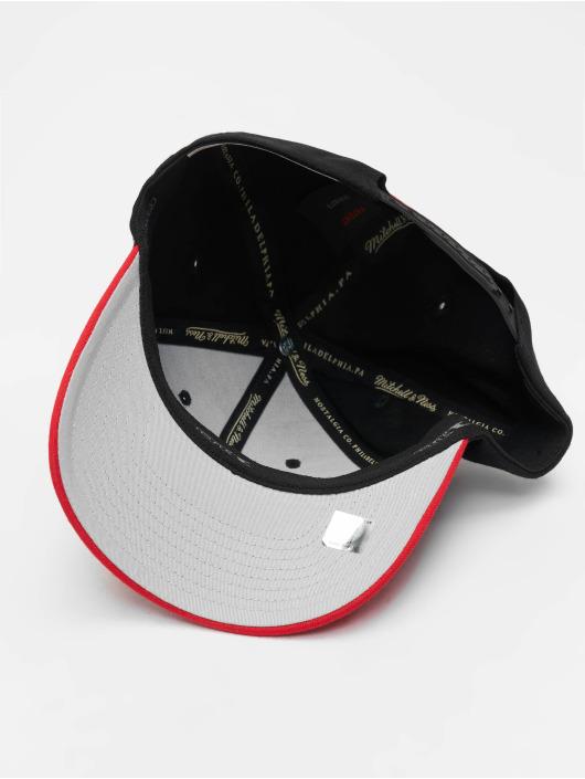 Mitchell & Ness Snapback Cap NBA Toronto Raptors 110 2 Tone schwarz