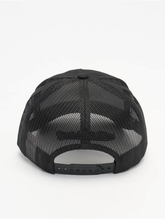Mitchell /& Ness Strapback Cap BLACK Chicago Bulls schwarz