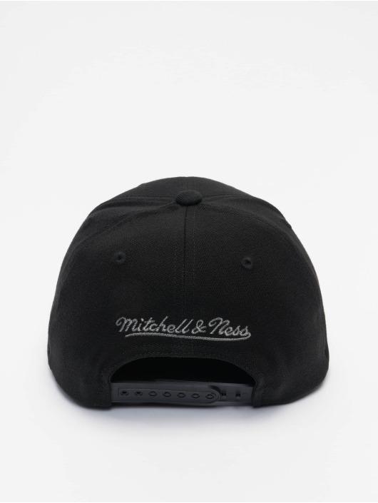 Mitchell & Ness Snapback Cap Shadow Redline Los Angeles Lakers schwarz