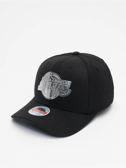 Mitchell & Ness Snapback Cap Cyber Redline schwarz