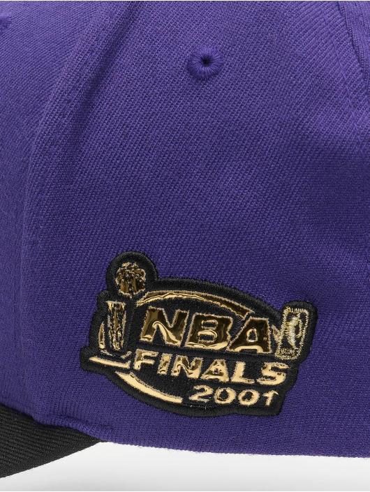 Mitchell & Ness Snapback Cap HWC Presto LA Lakers violet