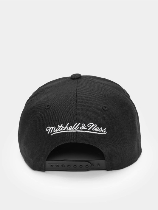 Mitchell & Ness Snapback Cap Front Post Los Angeles weiß