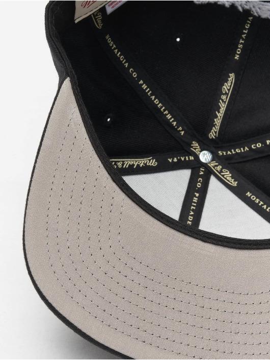 Mitchell & Ness snapback cap NBA Charlotte Hornets Wool Solid zwart
